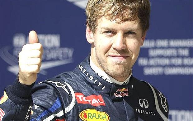Vettel a testat circuitul de la Soci