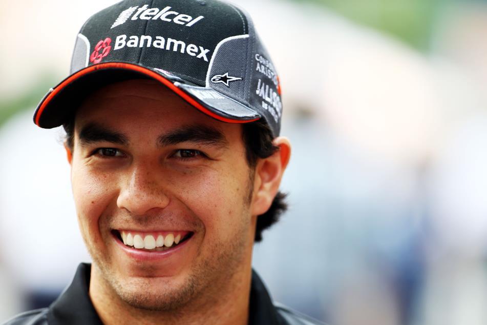 Formula 1: Sergio Perez confirmat la Force India pentru 2016
